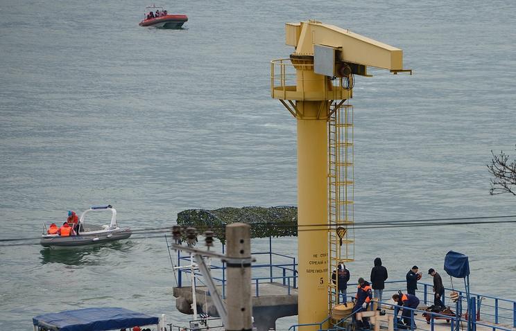 Наборту разбившегося вЧерном море Ту-154 были красноярские выпускники