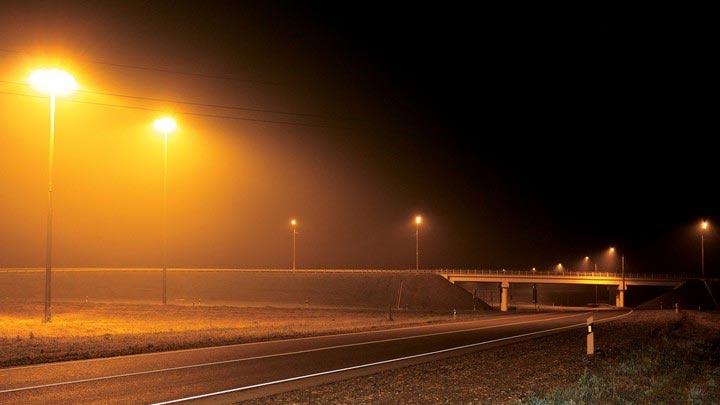 ВКрасноярске наосвещение дороги доЕмельяново выделят 190 млн руб.