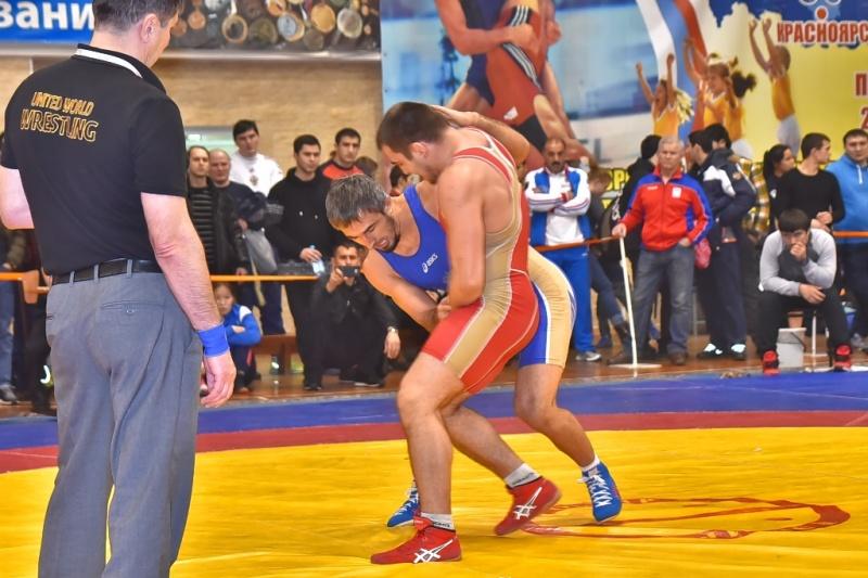 Спортсмены края завоевали 26 наград наВсероссийском турнире повольной борьбе