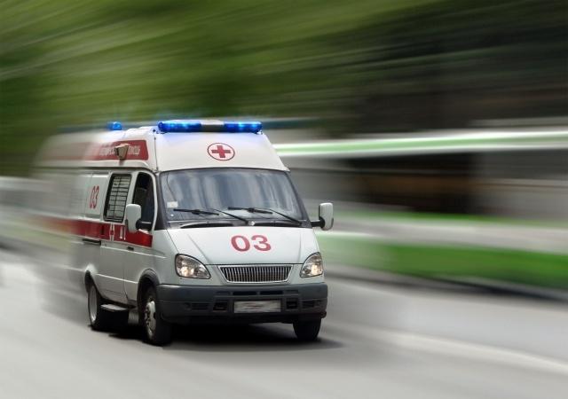 ВКрасноярске «скорая» сбила юного пешехода на«зебре»