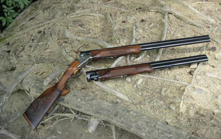 Экс-полицейский изКрасноярска похитил ружье, выписав его начужое имя
