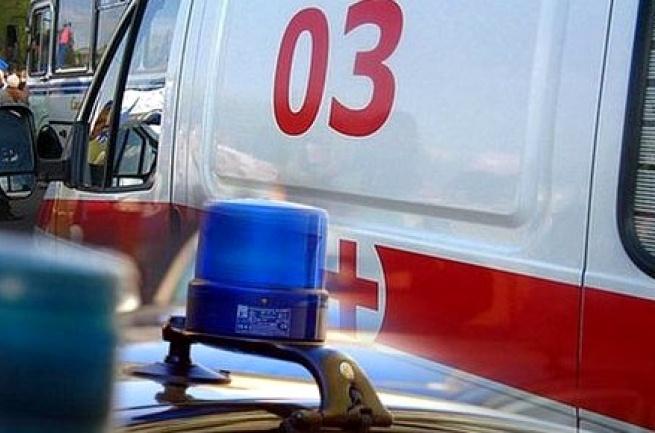 ВКрасноярске после ДТП пешеход несколько раз перевернулся ввоздухе