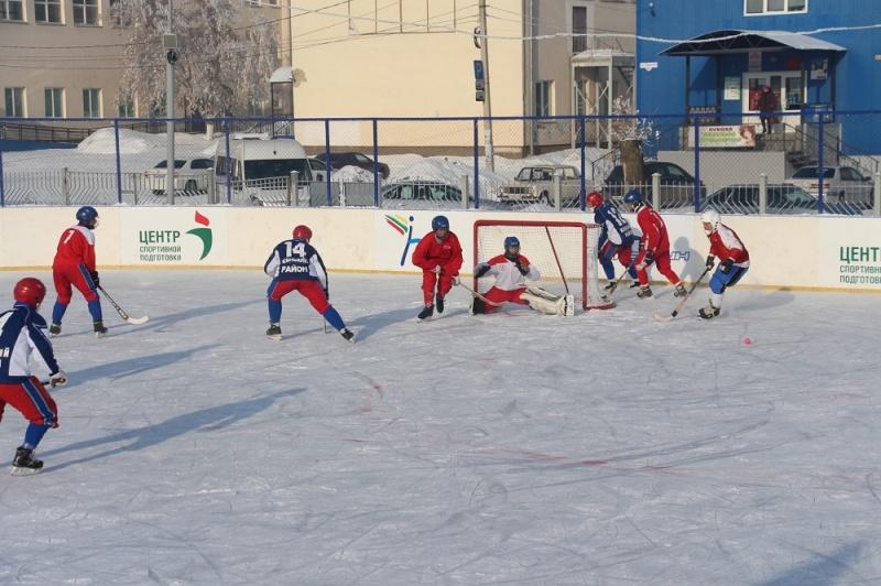 ВШушенском Красноярского края проходятXI Зимние спортивные игры