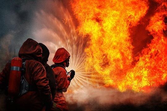 ВНорильске впожаре вжилом доме погибли два человека