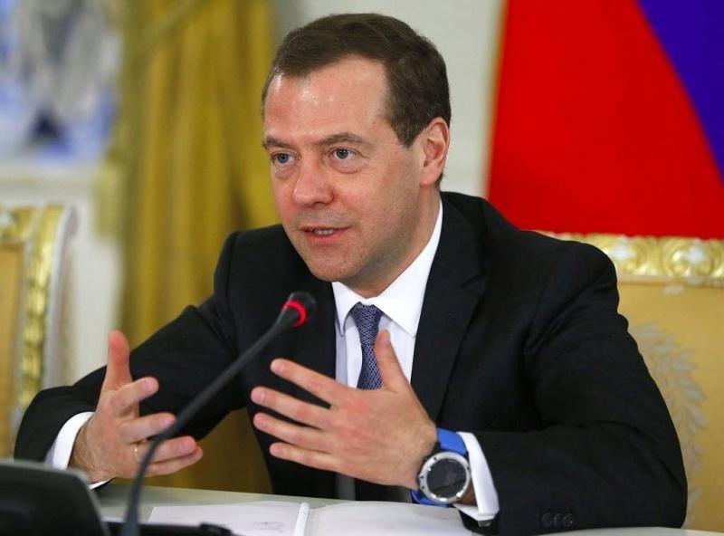Медведев выделил 7,7 млрд руб. наобъекты для Универсиады