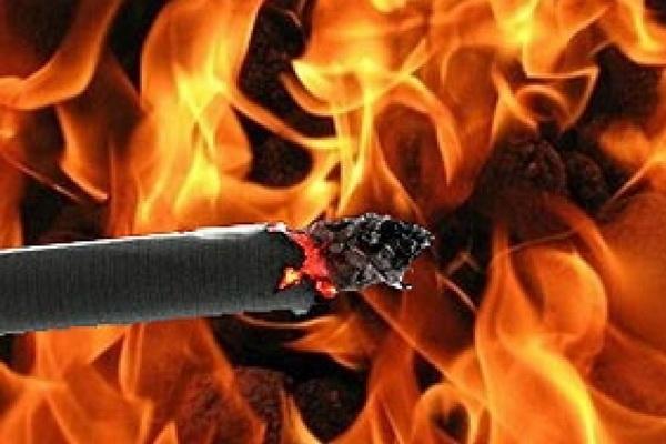 Впожаре вАчинске погибла 78-летняя женщина-инвалид