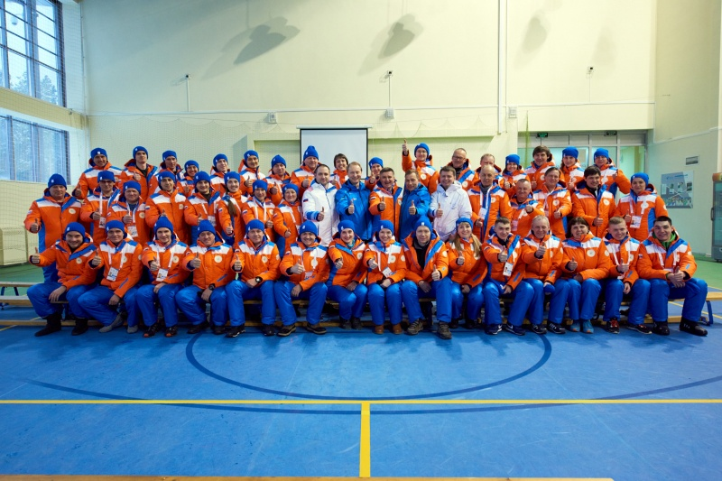 Участники чемпионата мира полыжному ориентированию заселились ватлетическую деревню СФУ