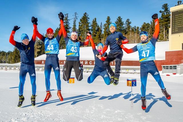 Команда Свердловской области выиграла Всероссийскую зимнюю Спартакиаду инвалидов