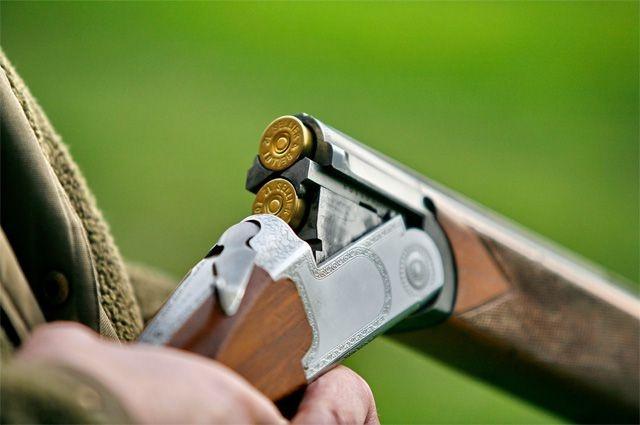 Красноярец, отмечая день рождения дочери, открыл стрельбу водворе дома