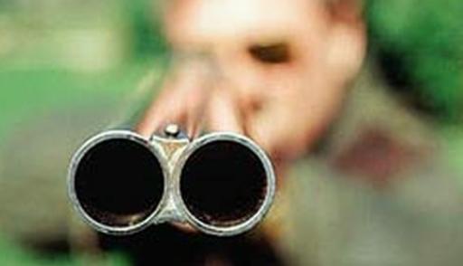 Гражданин Красноярского края из-за ссоры выстрелил пасынку вногу