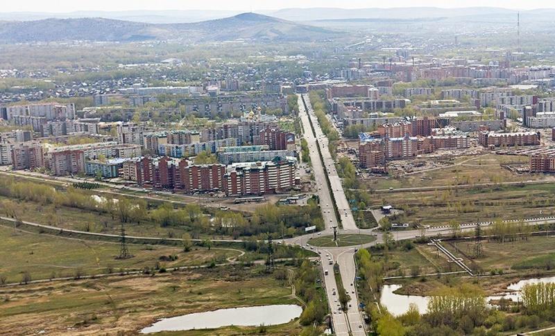 ВХакасии стартовал проект поформированию комфортной городской среды