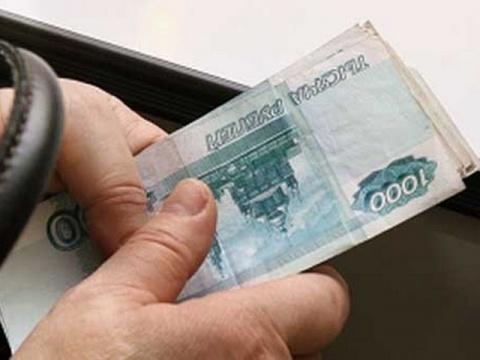 ВРыбинском районе водитель-лишенник пытался откупиться отавтоинспектора