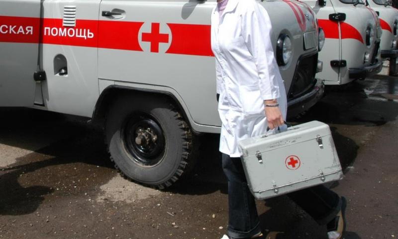 ВКанске пациентка напала на медсотрудника скорой помощи