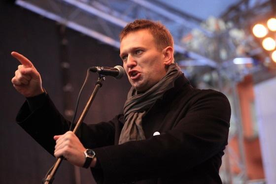 Наантикоррупционный митинг вКрасноярске пришла тысяча человек