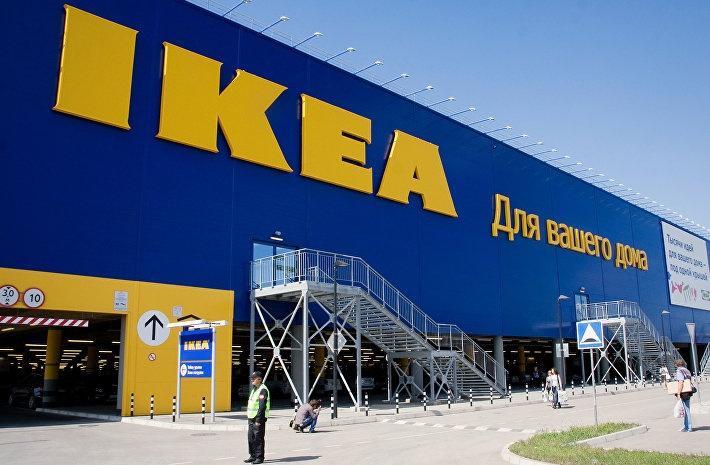 Строительство первого вКрасноярске магазина IKEA оценено в9 млрд руб.