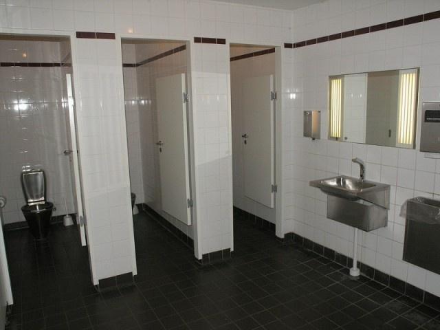 строительство общественного туалета