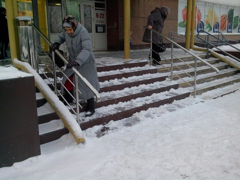 Жительница Норильска отсудила 280тыс.руб. укоммунальщиков засломанную ногу