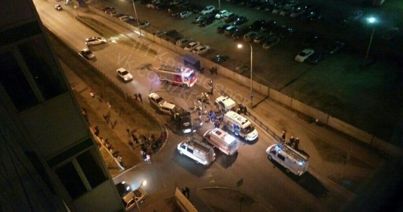 Нетрезвый шофёр Мерседес Бенс утроил массовое ДТП: пострадал ребенок 3-х лет