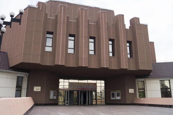 ВКрасноярске художественный университет объединили синститутом искусств