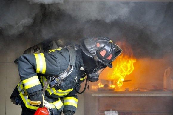 Насевере Красноярского края произошел пожар впсихоневрологическом диспансере