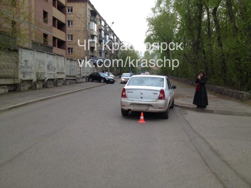 ВКрасноярске схвачен любитель нетрезвой езды на«Мерседесе»