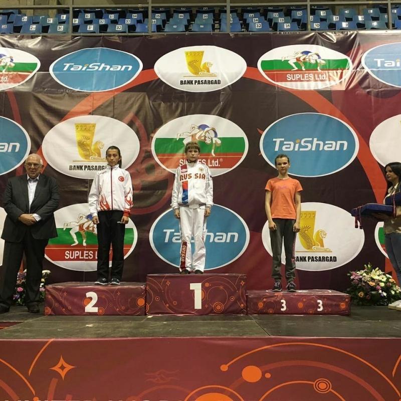Молодой  оренбуржец завоевал золото Чемпионата Европы поспортивной борьбе