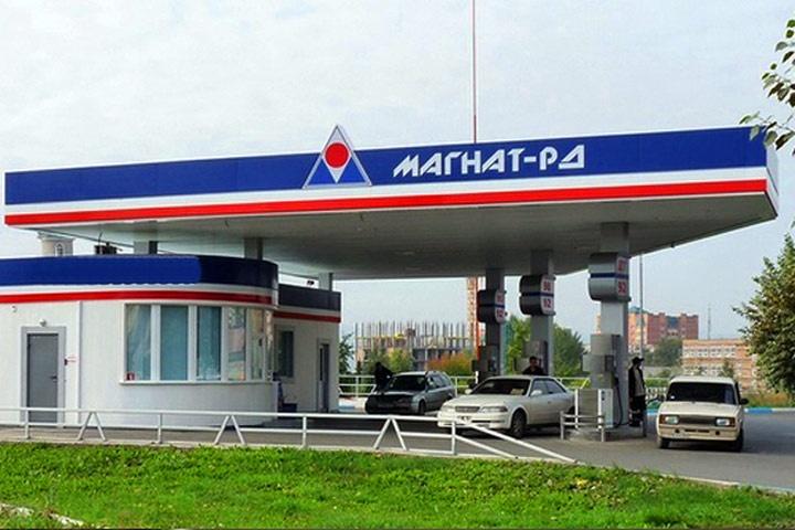 «Газпром» заменит АЗС сети «Магнат-РД» вКрасноярском крае