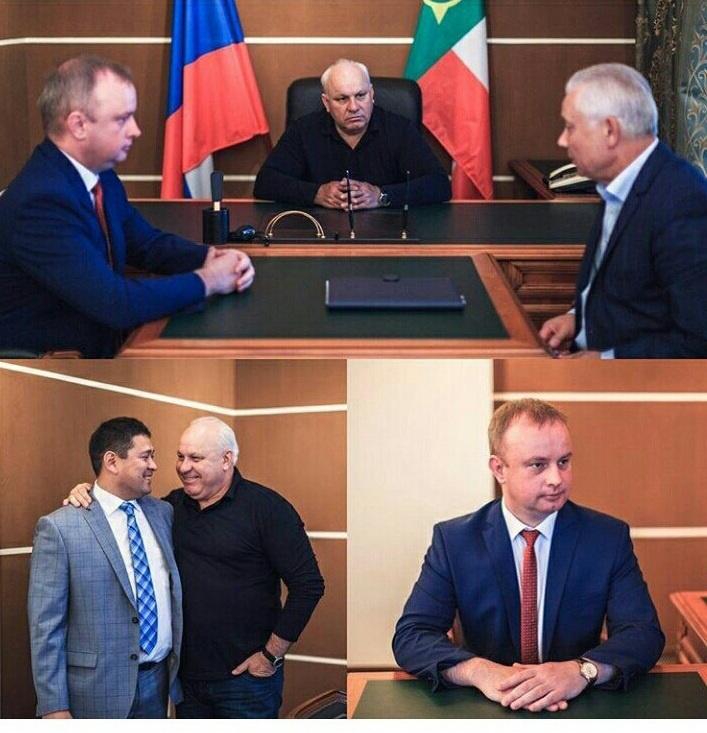 В руководстве Хакасии сегодня появились два новых министра