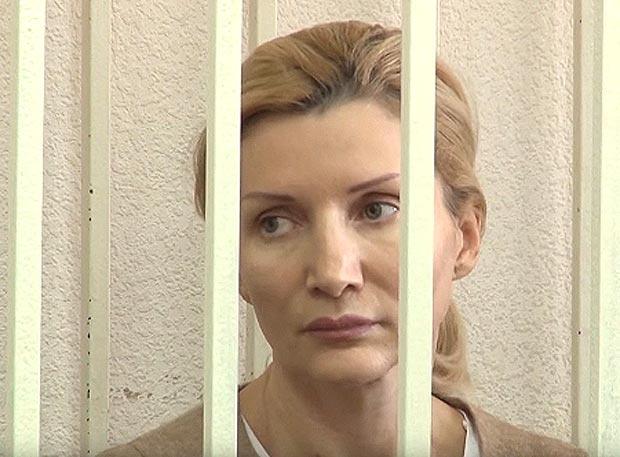 Надежду Маршалкину выпустили под домашний арест