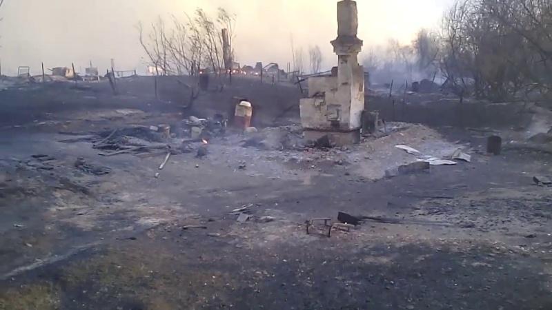 ВКанске пенсионерам отказали вкомпенсации засгоревший дом