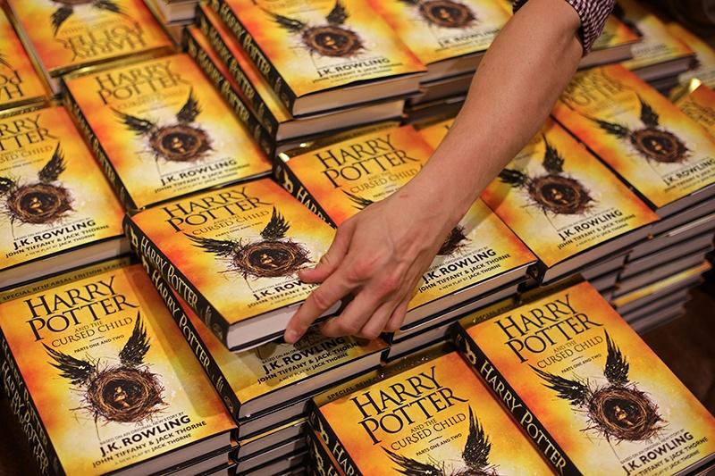 Поклонник Гарри Поттера похитил книги о молодом волшебнике на4 тысячи руб.
