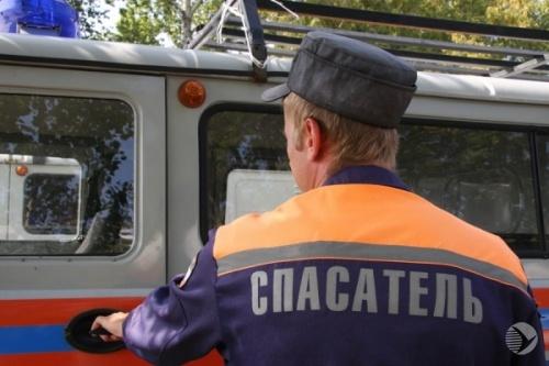 ВКрасноярске cотрудники экстренных служб помогли пьяному мужчине освободить голову из сетки
