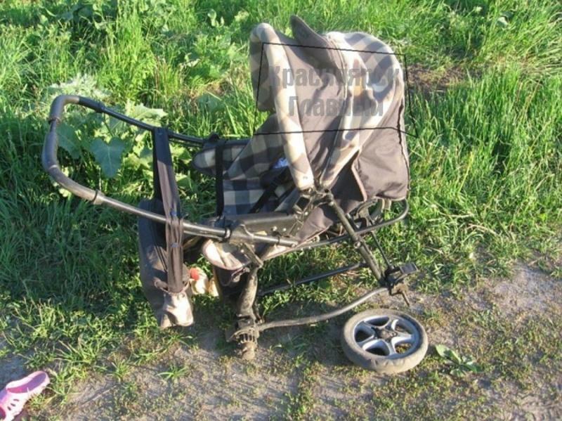 Под Красноярском нетрезвый шофёр сбил девочку, ребенок вреанимации