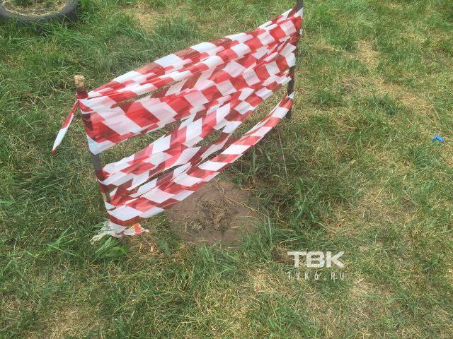 3-х летний парень провалился вколодец— Красноярск