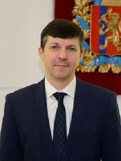 ЦИК выбрал Алексея Подушкина на пост главы Красноярского крайизбиркома