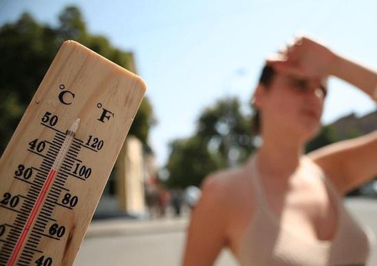 Синоптики предупредили красноярцев осильной жаре навыходных