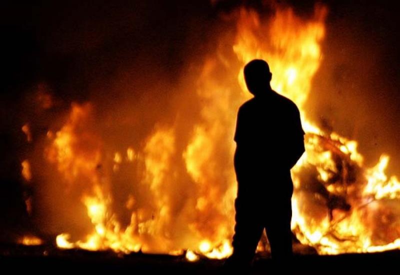 Гражданин Мотыгинского района ограбил иубил пенсионерку, потом поджёг ее дом