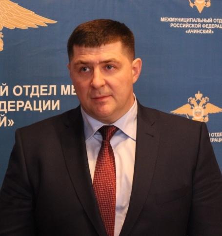 К заместитель начальника милиции Красноярского края пришли собысками