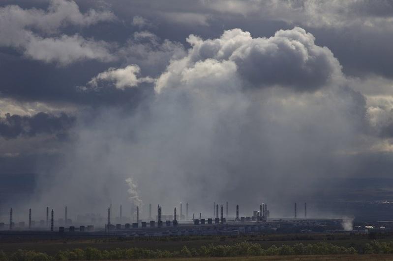 Минприроды составило рейтинг городов России ссамым грязным воздухом