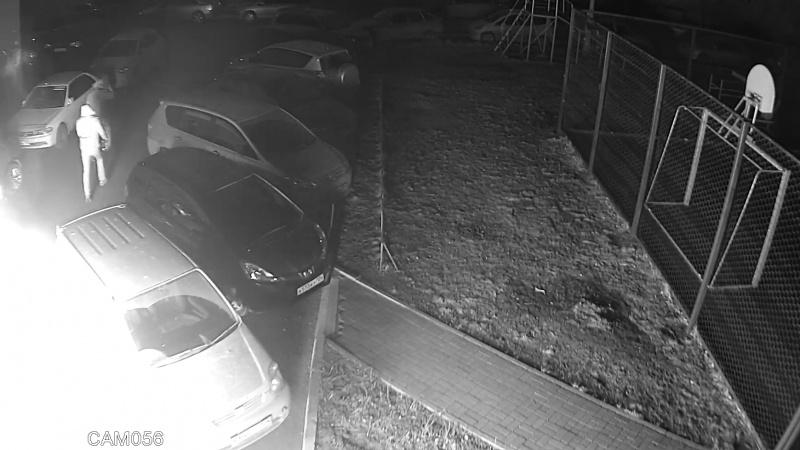 ВКрасноярске перед судом предстанут двое мужчин, совершивших поджог машины «BMW»