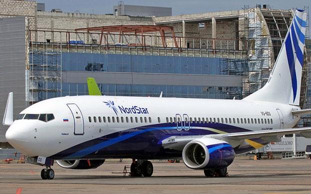 На ₽100 тыс. оштрафовали авиакомпанию «НордСтар» зазадержку рейса