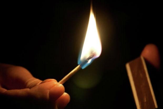 Насильник поджег дом соседки вНазаровском районе