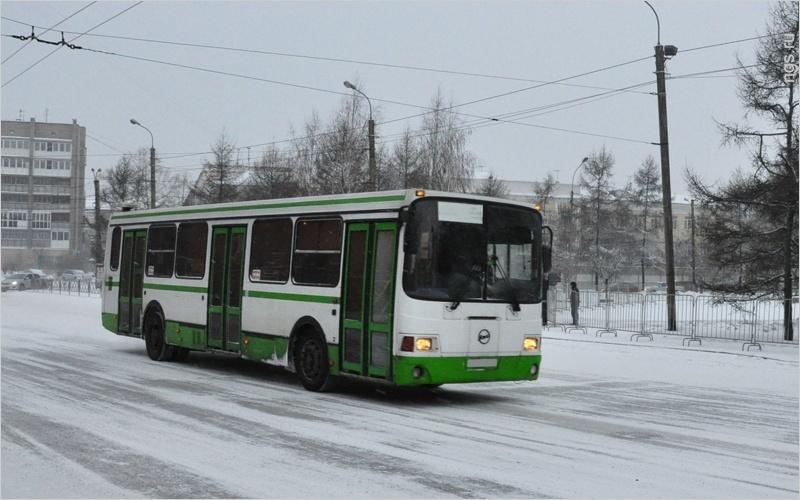 ВКрасноярске поулице Караульная запустят новый автобусный маршрут