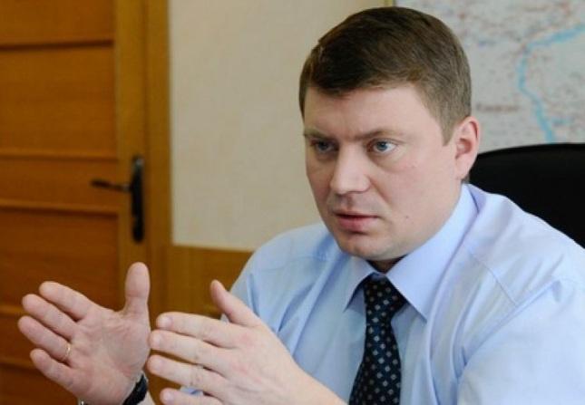ВКрасноярске прошла инаугурация нового главы города Сергея Ерёмина