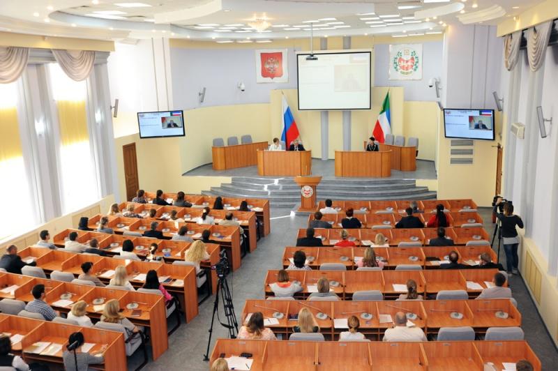 Хакасия вдолгах: Абакан оповестил столицеРФ окатастрофической ситуации