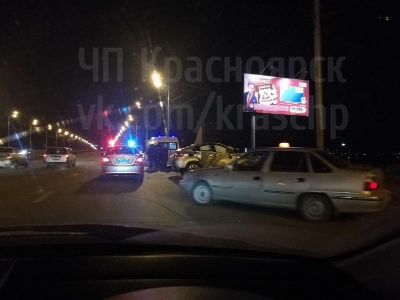 В ужасной трагедии наОктябрьском мосту пострадало трое красноярцев