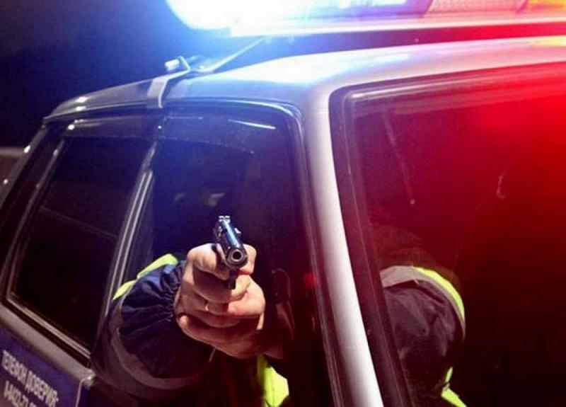 Канские полицейские применили оружие в погоне за автоугонщиком