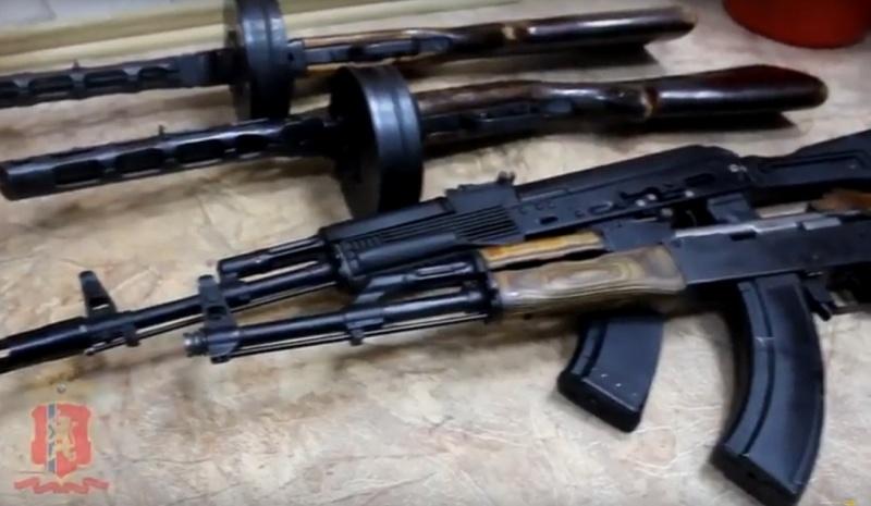 Молодой красноярец назаказ подпольно делал огнестрельное оружие