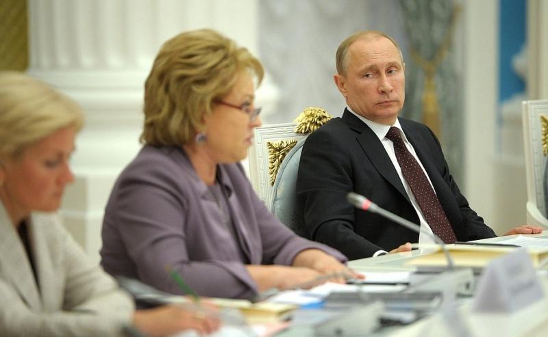 Путин предложил льготную ипотеку семьям с 2-мя детьми