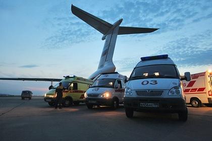 ВКрасноярском крае экстренно сел лайнер из-за смерти малыша наборту